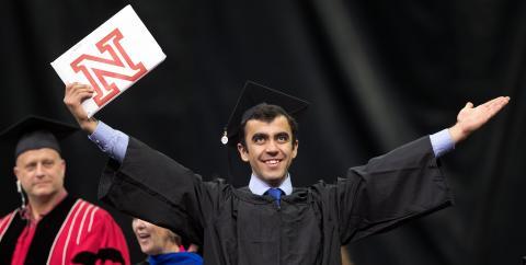 UNL graduate