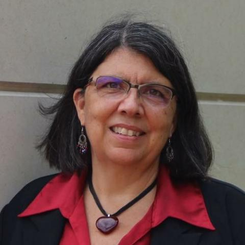 Gina Matkin portrait